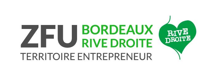 Carte Zfu Bordeaux.Zfu Bordeaux Rive Droite Territoire Entrepreneur